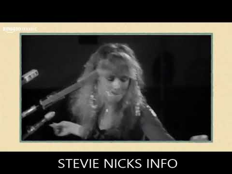 A Letter from Stevie Nicks (Tom Petty 70th Birthday Tribute) - Stop Draggin' My Heart Around