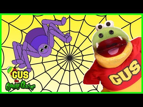Itsy Bitsy Spider Nursery Rhyme and Collection of Kid Songs