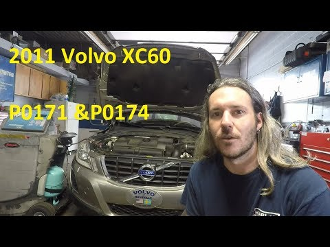 2011 Volvo XC60 Lean Codes