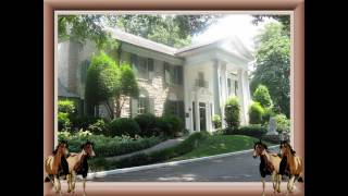 WITH ORIGINAL PICTURES FROM GRACELAND 2010