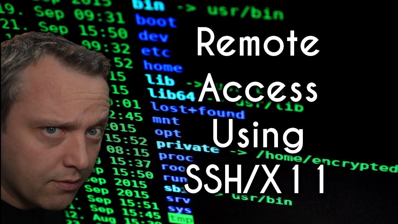 Linux Remote Access | SSH and X11 Forwarding