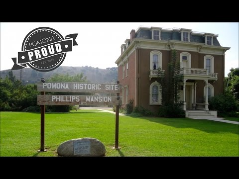 Pomona History Mini-Series Part 2 - Phillips House - Subscribe NOW to get all episodes