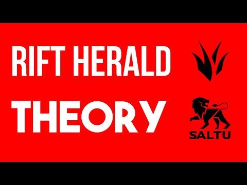 Saltu - How To Use Rift Herald Properly