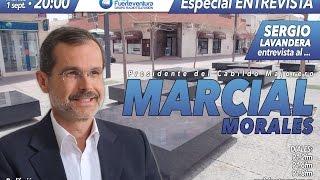 Especial La Entrevista -  Marcial Morales