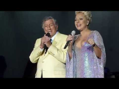 HQ Lady Gaga And Tony Bennett Peforming Anything Goes Live At Ghent Jazz Festival