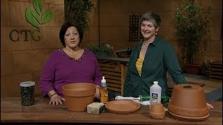 How To Make An Olla From Clay Pot  Trisha Shirey & Colleen Dieter |central Texas Gardener