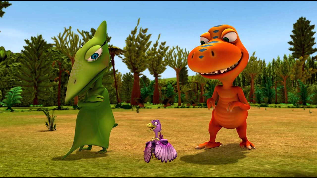 This is an image of Tactueux Dinosaur Train Pictures