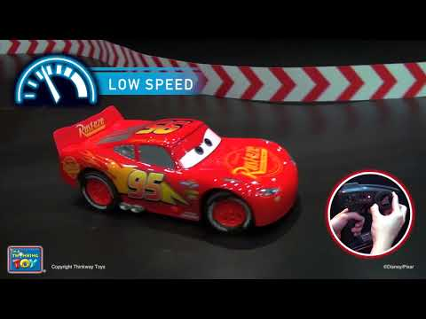 Cars 3 Lightning McQueen High Performance Racer | Toys R Us Canada
