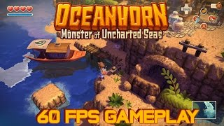 [60 FPS] OceanHorn PC Gameplay | GTX 970
