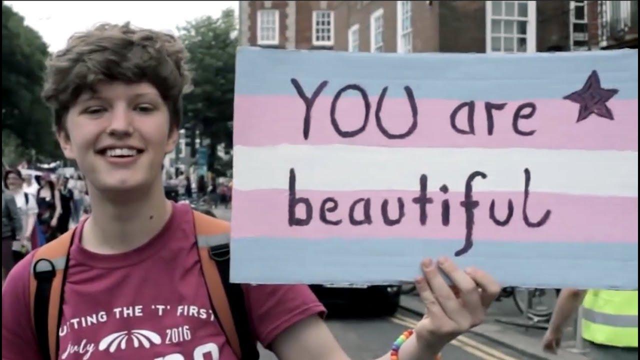The Delights of Transgender Pride
