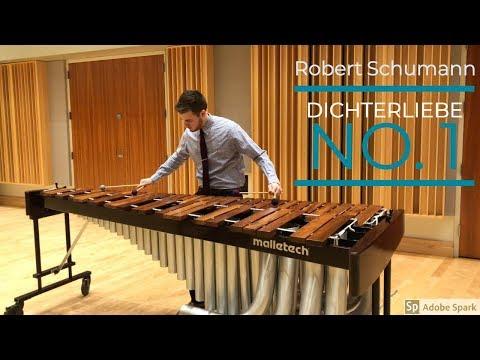 Dichterliebe No. 1 By Robert Schumann | Justin Lamb