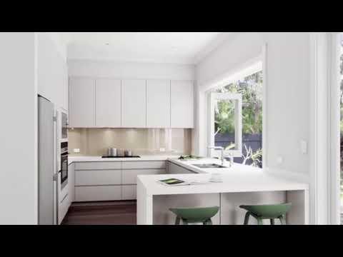 10 U Shaped Kitchen Designs Ideas Youtube