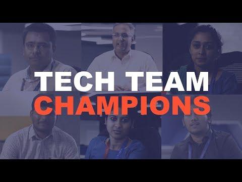 Technology Team - Vivriti Capital