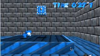 Super Mario 64 Bloopers: The SCATMAN Slide