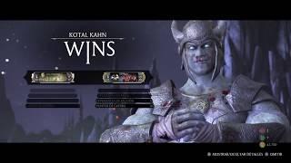 Mortal Kombat XL online matches is troll time XD