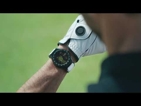 """TAG Heuer   TAG Heuer Connected """"Golf Edition"""" - Shot Distance"""