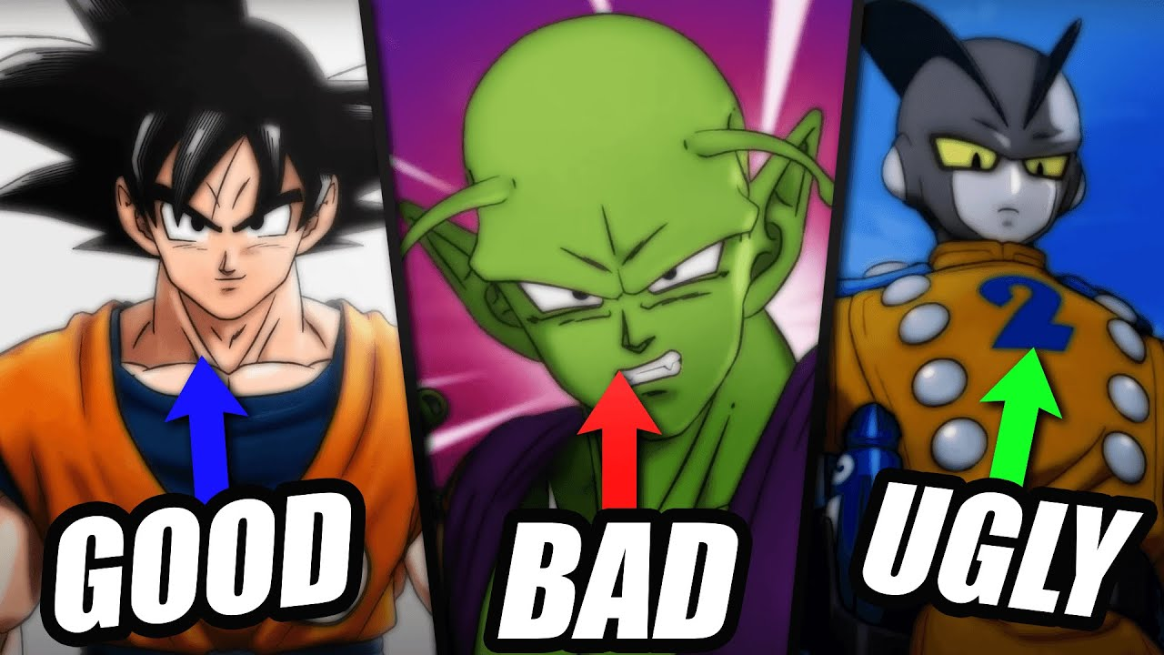 Download Dragon Ball Super Super Hero: The Good, The Bad, And The Ugly