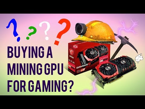 Should You Buy A Used Mining Card For Gaming? The RX 580 Ex-Mining Card Experience