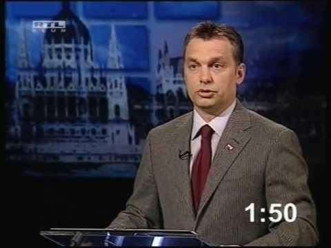 Gyurcsány vs. Orbán választási vita 2006