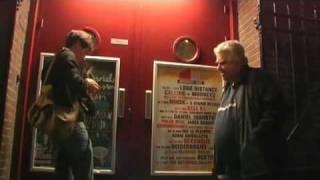 """BEAM me Up Daniel"" European Tour 2010. Daniel Johnston & BEAM"