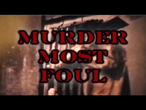 1966 FILM, MURDER MOST FOUL.