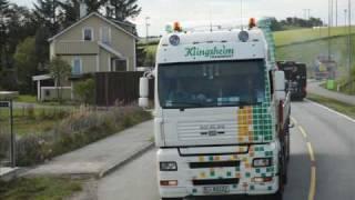 Fra Tananger brua til Swire på Tananger(Norway)