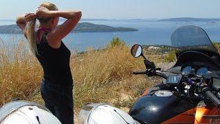 Chorwacja motocyklem lipiec 2015 część I