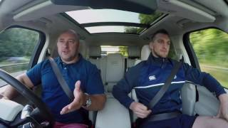 Open Range: David Flatman meets Sam Warburton