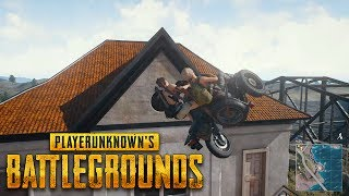 PLAYER UNKNOWN BATTLEGROUNDS #11: JHub Is Driving Again!
