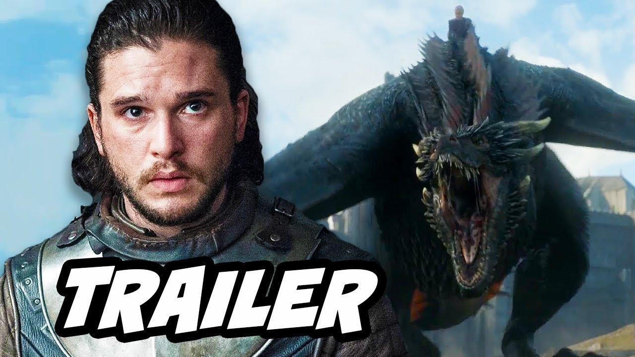 Game Of Thrones Season 7 Episode 5 Trailer Breakdown
