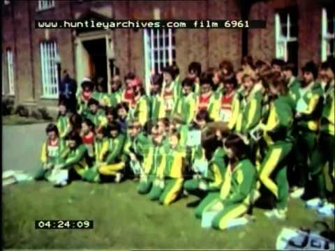 Track and Field, 1970's - Film 6961