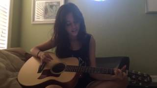 Camila cabello Love yourself cover Justin Bieber