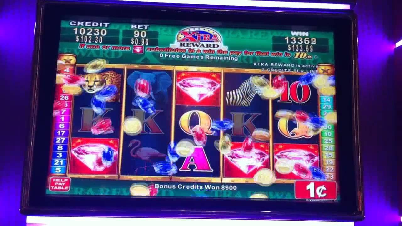 Africa Slot Machine