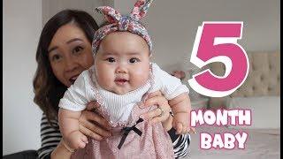 5 Month Baby & Postpartum Update