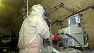 В Туве военные врачи помогли более сотни местных жителей побороть коронавирусную инфекцию.