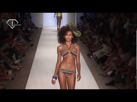 Xtra Life Lycra Bikini Show - Miami Swim Fashion Week 2010 l FashionTV - FTV.com