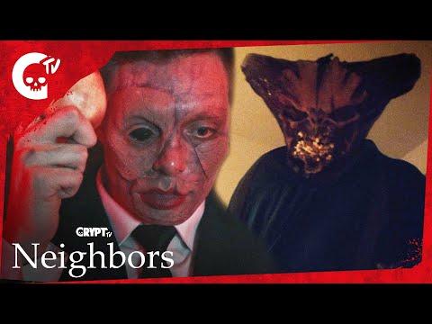 Neighbors   Short Horror Film   Crypt TV