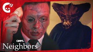 Neighbors | Short Horror Film | Crypt TV
