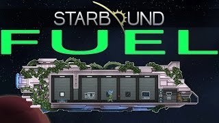 Starbound Beta Guide!: HOW TO GET FUEL AND HYPER DRIVE!