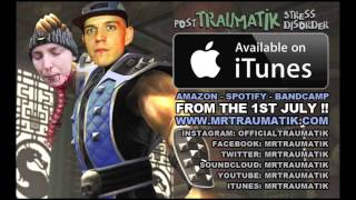 MR TRAUMATIK - WARNING SHOT ( RIP SOX ) ON SALE NOW !!!