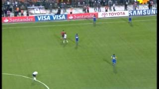 Corinthians 2 Boca 0 (Radio Globo SP) Copa Libertadores 2012 Los goles Video