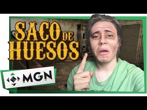 TIPOS DE GAMER: SACO DE HUESOS | MGN