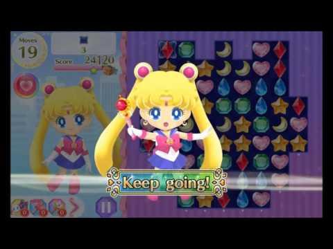 Sailor Moon Drops Black Moon 49