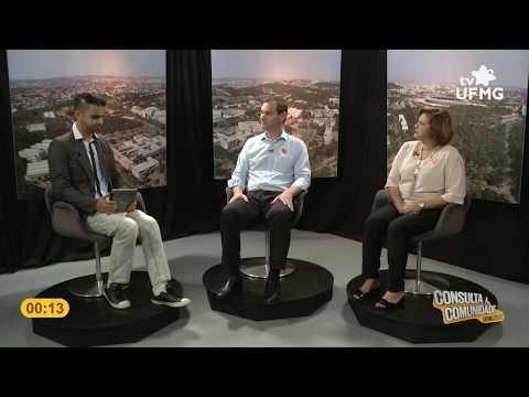 Entrevista Chapa 01: UFMG em Foco - Renato de Lima Santos e Carmela M. Polito Braga