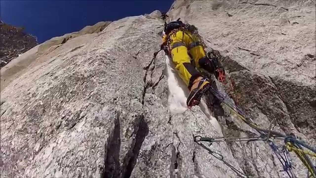 Supercouloir mont blanc du tacul mont blanc youtube for Carrelage mont blanc sallanches