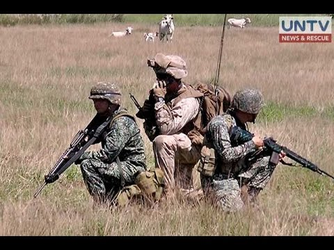 PH-US joint military exercise to be held in November: AFP
