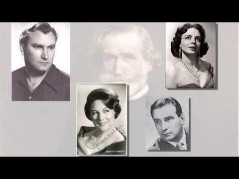 Verdi - Messa da Requiem - Tebaldi, Rankin, Prandelli, Rossi-Lemeni, De Sabata