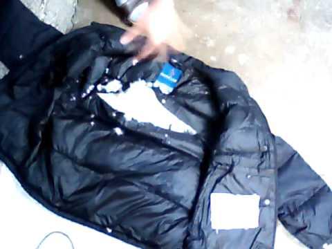moncler coat rip