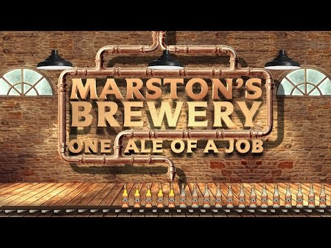Marston's Brewery One Ale of a Job Trailer