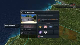 TDU-2 puntos de interes autos casas concesionarios talleres de tuning etc.wmv